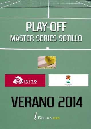 PlayOff VIII Master Series Sotillo